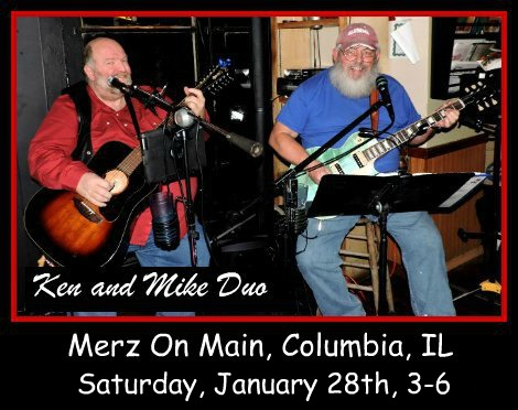 Ken and Mike Duo 1-28-17