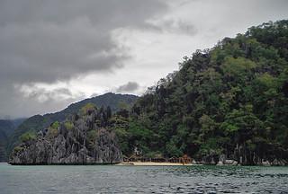 Coron - Coron island boating