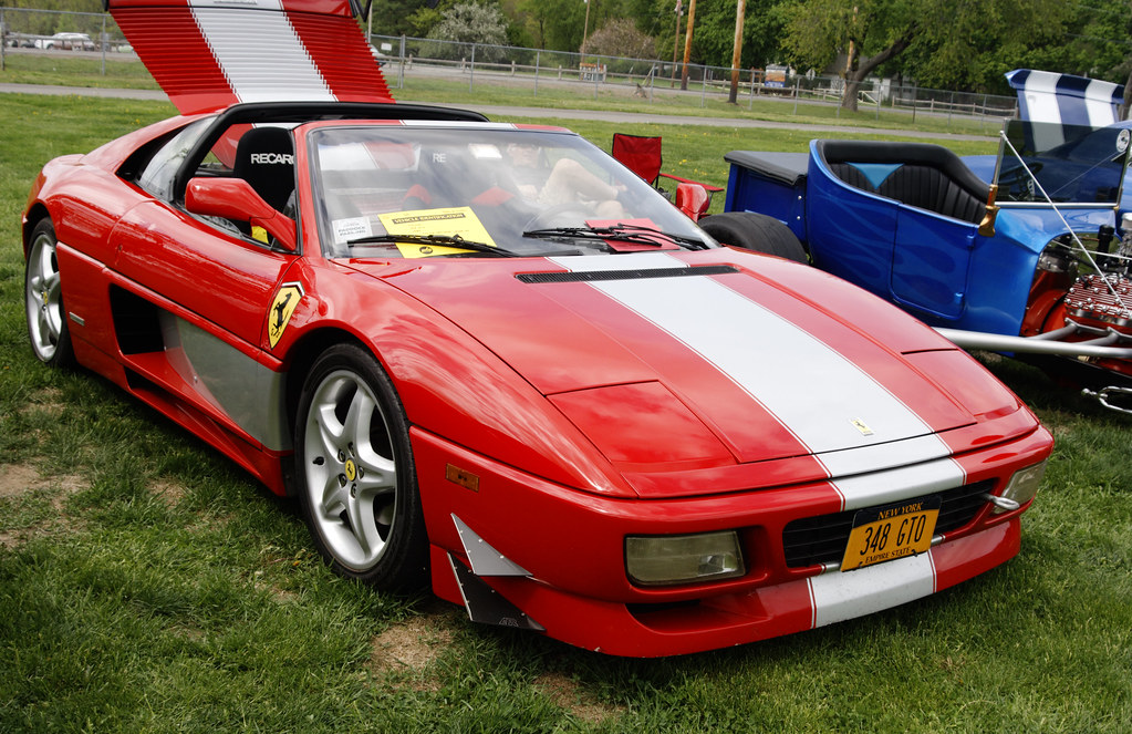 1989 Ferrari 348 Gto Twin Turbo 1989 Ferrari 348 Gto T Flickr