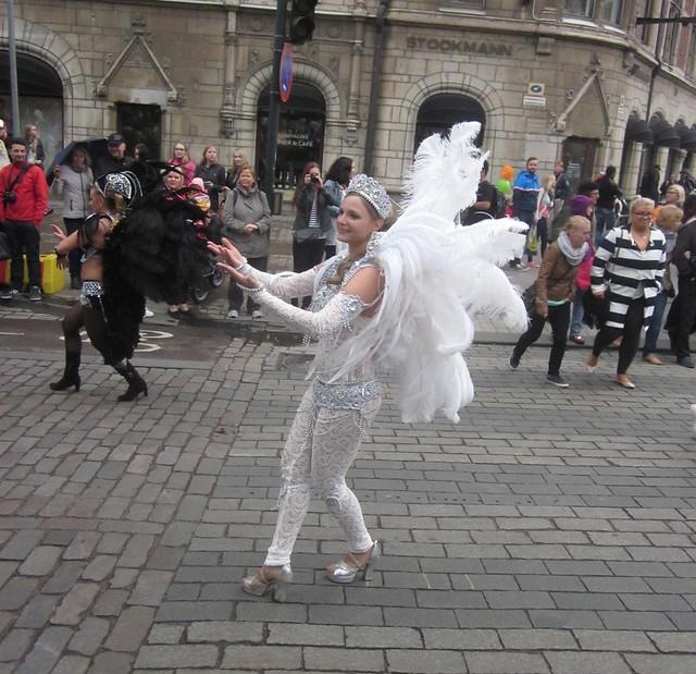 Samba parade 2015 Helsinki