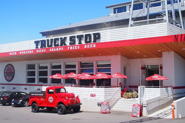 Red Truck Brewery & Diner | Strathcona, Vancouver