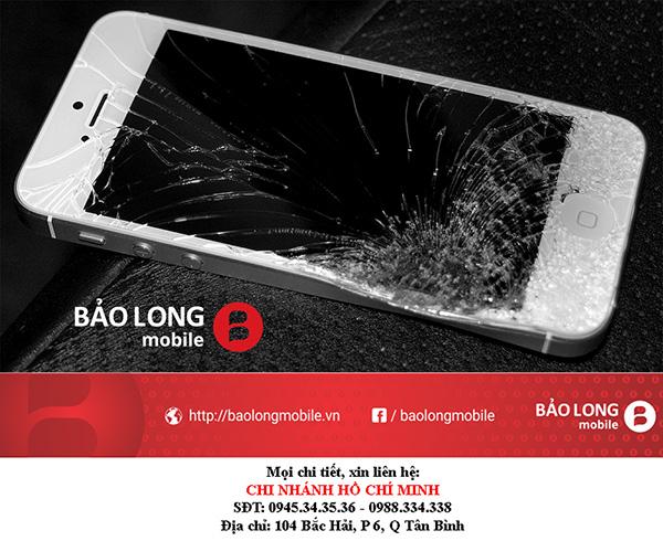 Thay màn hình iPhone 5 - Nơi nào trong HCM đáng tin cậy?