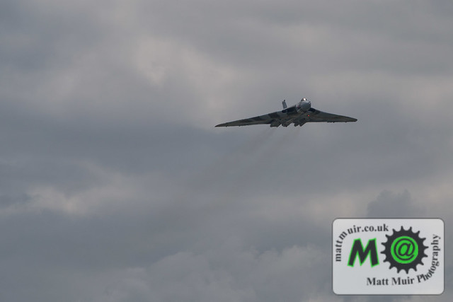 Photo ID 1 - Vulcan XH558 Farewell to Flight Tour - Sunderland