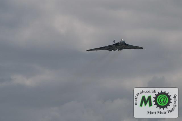 Photo ID 1 - Vulcan XH558 Farewell to Flight Tour - Sunderland