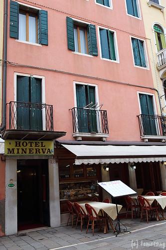 Venezia : Hotel Minerva & Nettuno