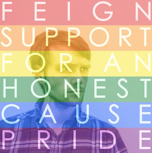 Feign Support Pride