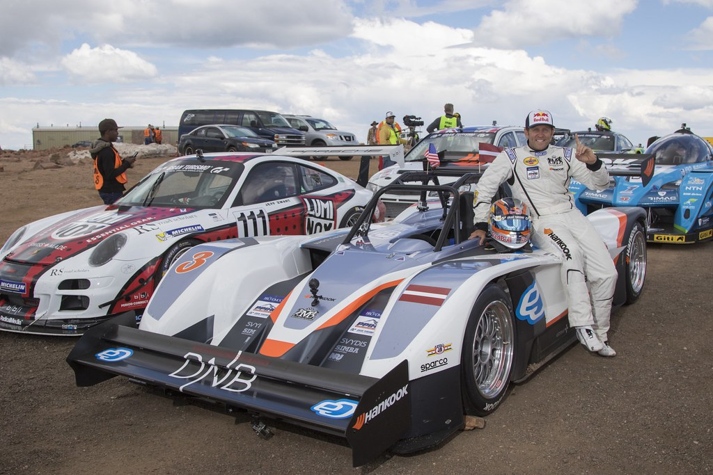 rhys millen with eo pp03 by drive eo at pikes peak interna flickr