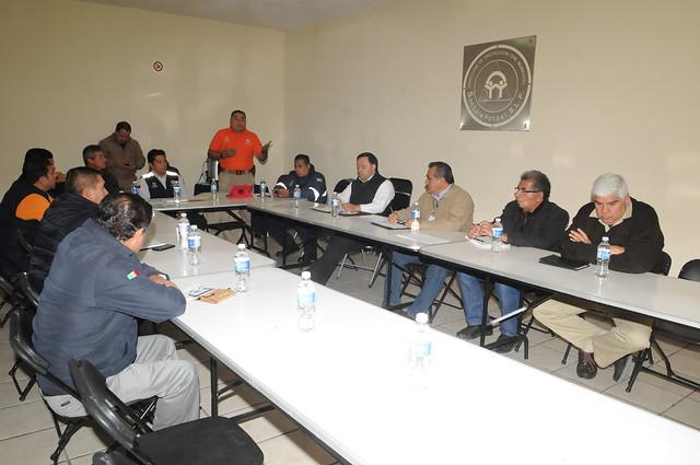 Personal de Protección Civil recibe capacitación permanente