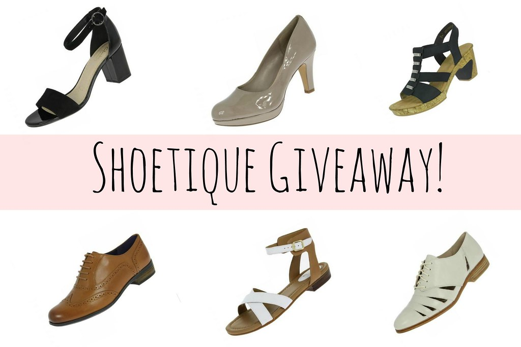 Shoetique Giveaway