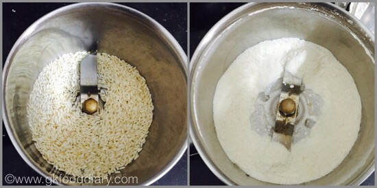 Rice Porridge for Babies - step 2