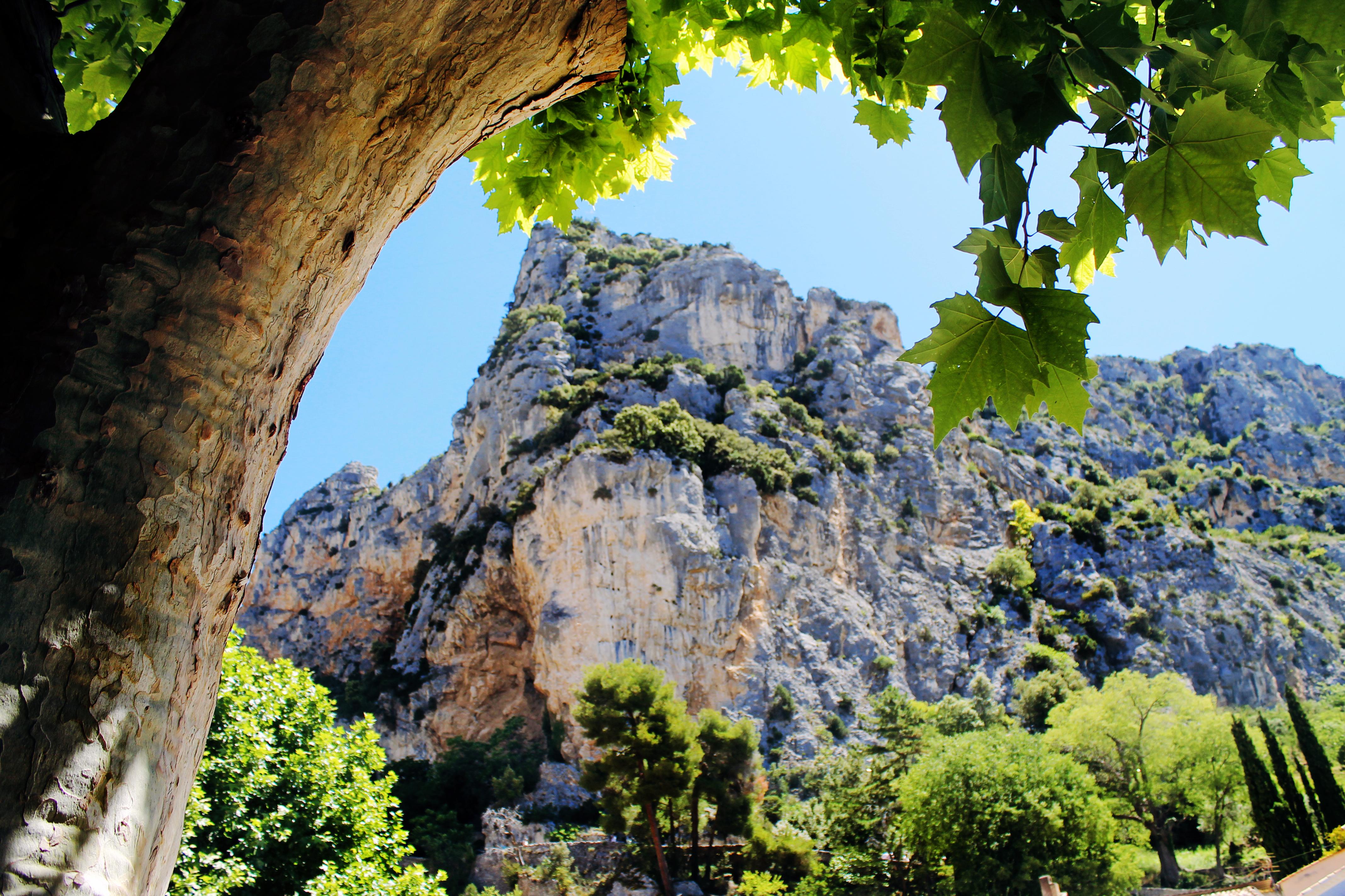 Roteiro de viagem pela Provença - Moustiers-Sainte-Marie