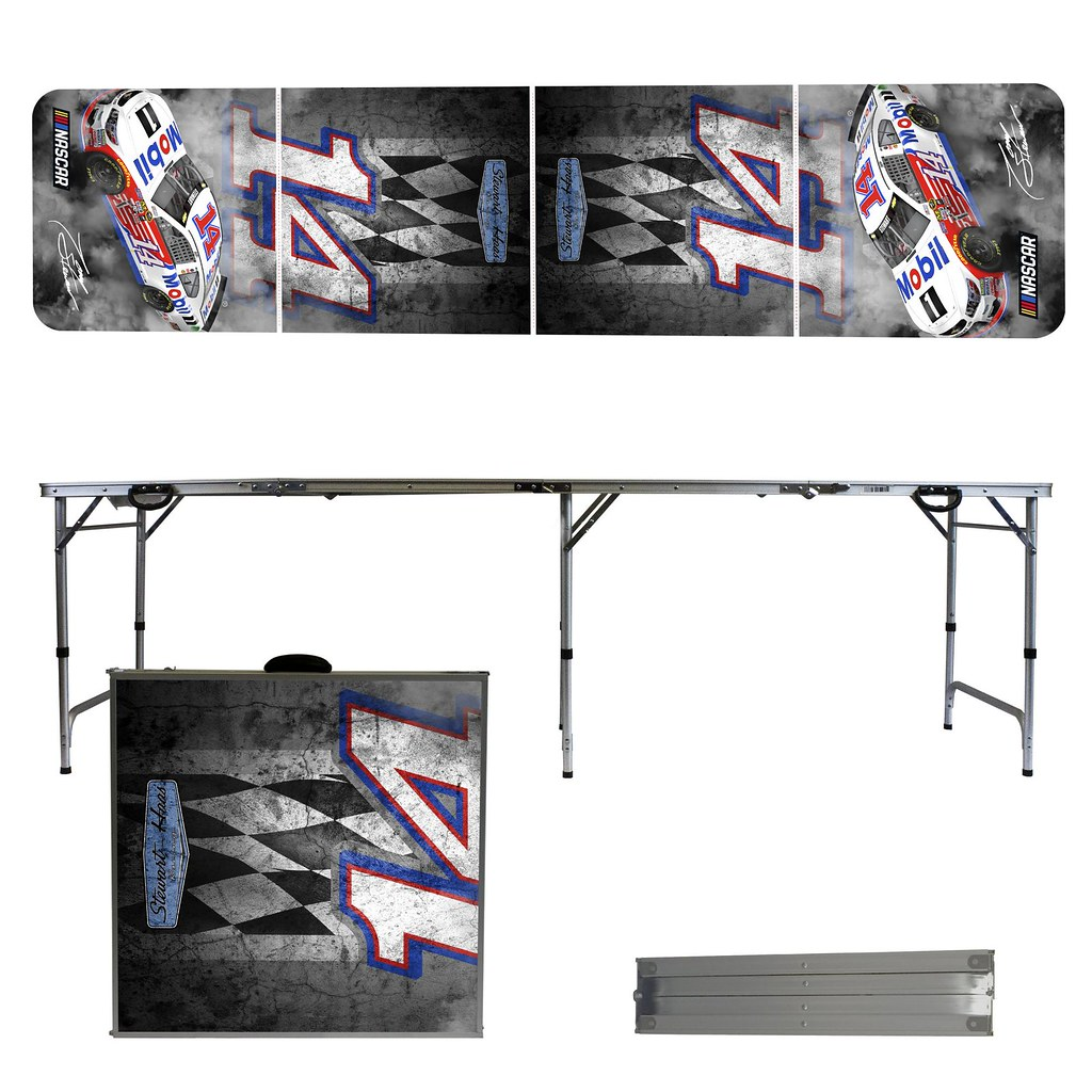 TONY STEWART #14 Tailgating, Camping & Pong Table