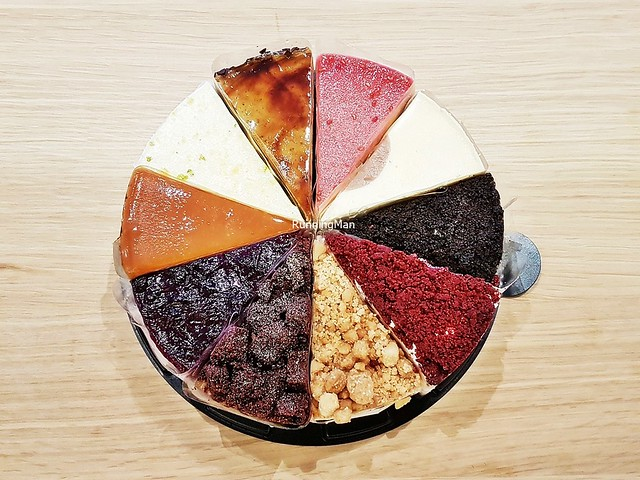 Fickle Feline 2.0 - Assorted Cheese Cake