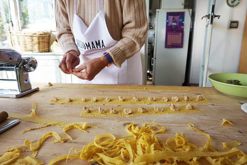 pasta making rome