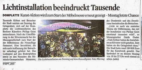 Kölner Stadt-Anzeiger 160117