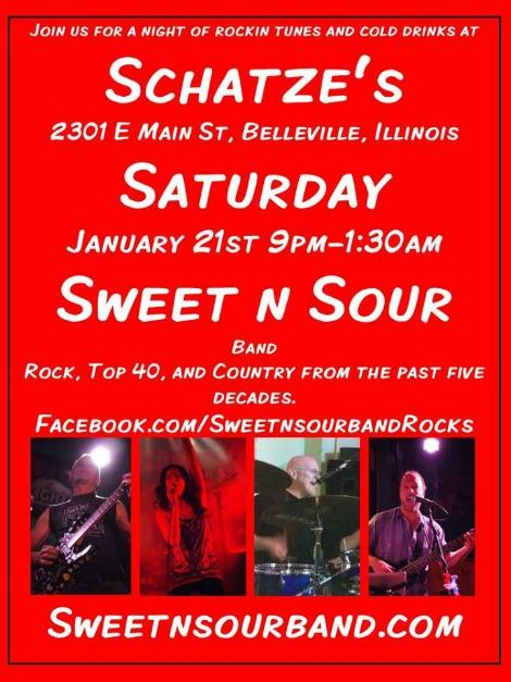 Sweet n Sour 1-21-17