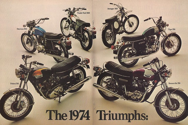 1974 Triumph 1