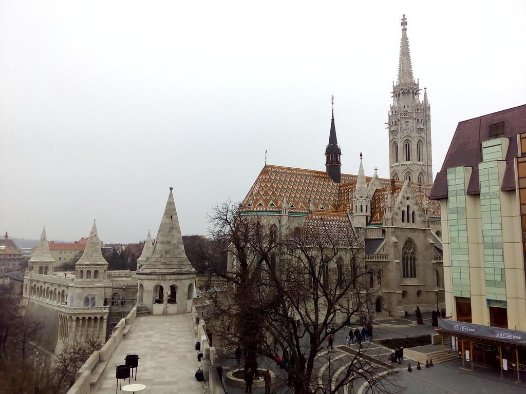 Castelo de Buda, Budapeste