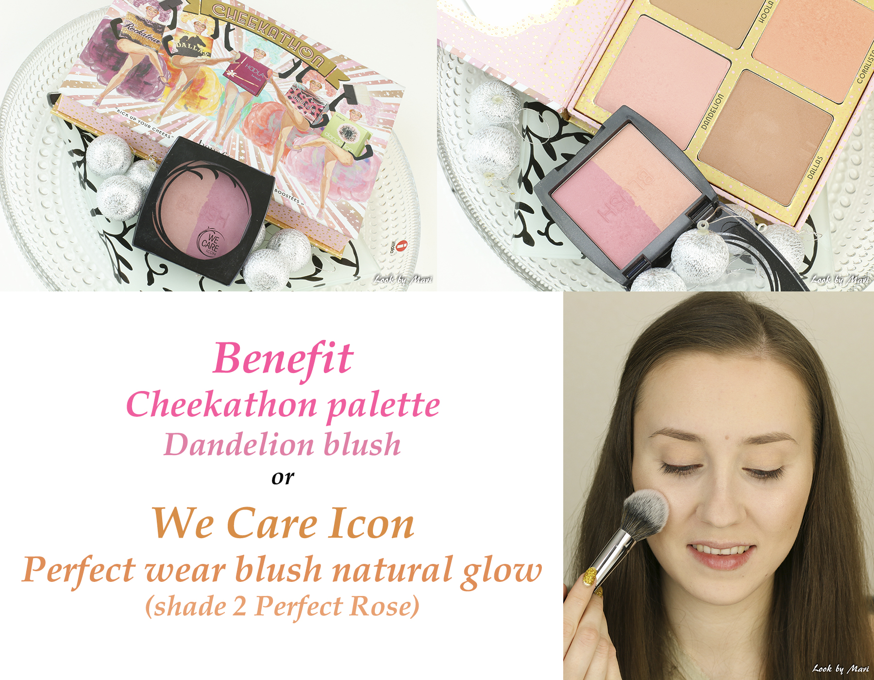 9 blush for every day makeup look poskipuna arkimeikkiin we care icon dandelion blush