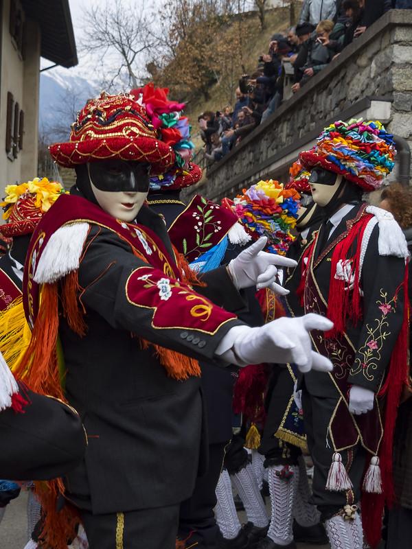 Bagolino Carnival 2017