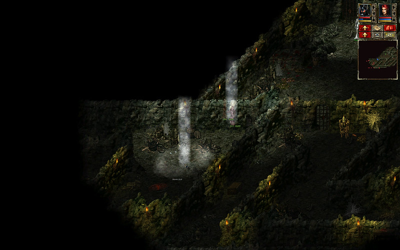 Act 4 - Consequences - cast spells into fog of war