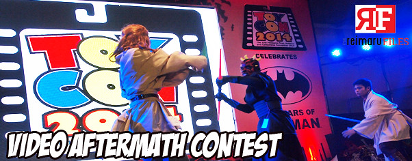 video aftermath contest copy