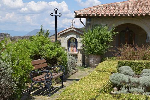 Agios Stefanos Monastery, Meteora  Monastery of St ...