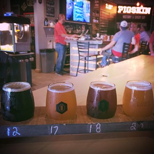 pigskin brewery