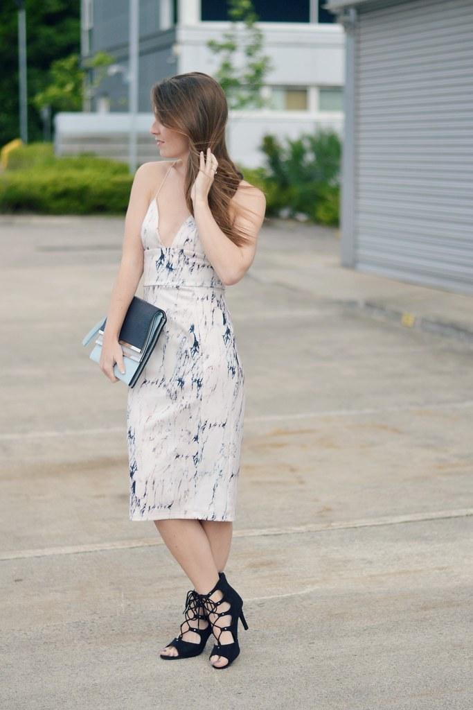 Rare London Marble Dress 4