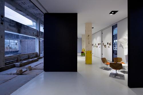 源計劃建築師事務所 O-office Architects - 藝象iD Town 折藝廊 Z Gallery
