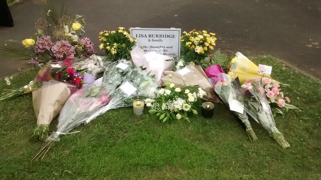Lisa Burbidge memorial June 15