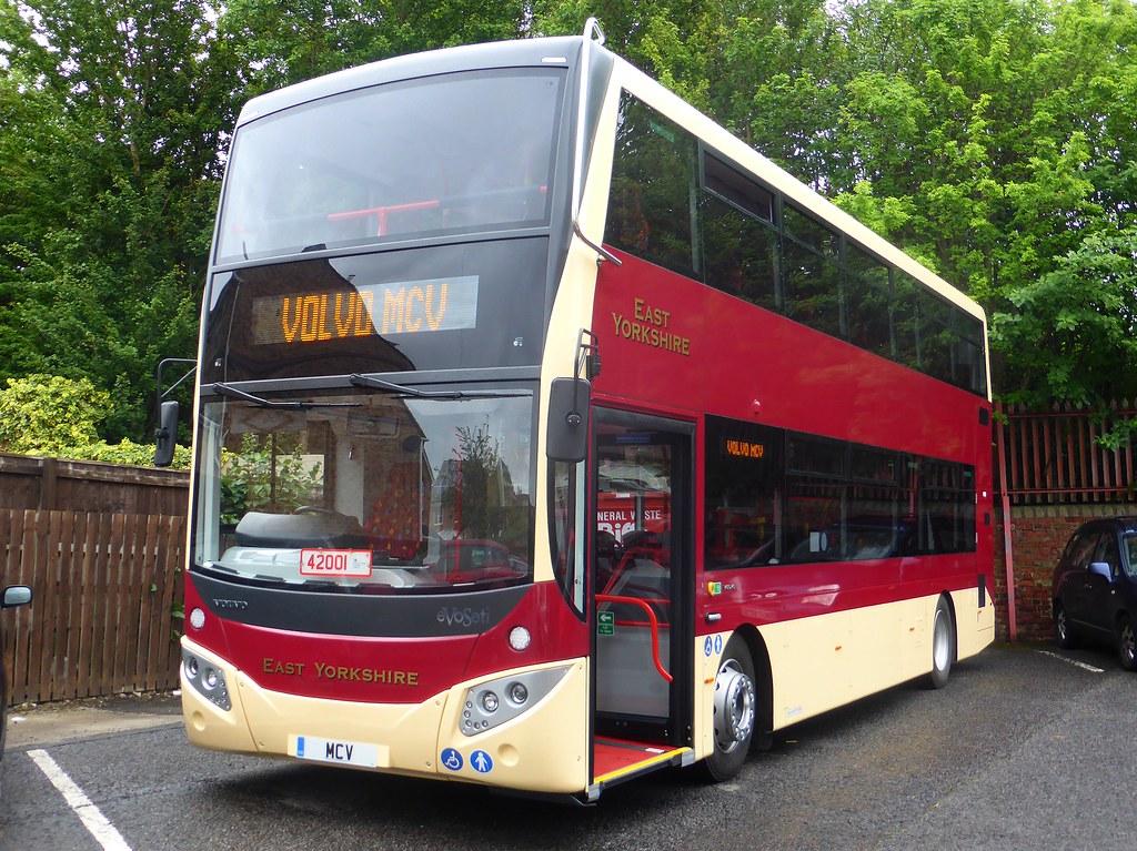 East Yorkshire Motor Services 793 Bp15olh East Yorkshir Flickr