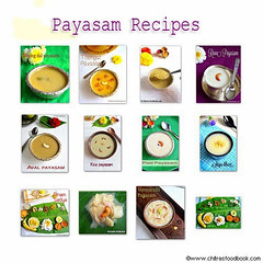 20 Payasam varieties