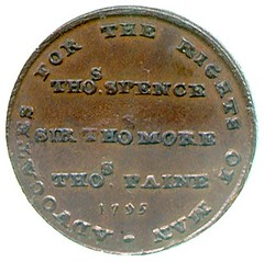 Spence copper farthing
