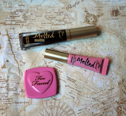 Bits and bobs from Too Faced