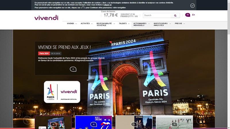 viviendi fransk firma