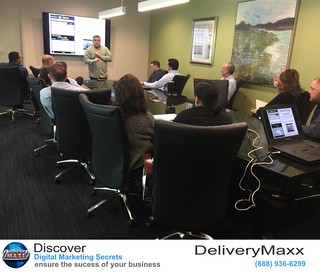 Mark Training Salespeople on install at 5 Star Subaru of Grapevine | by DeliveryMaxx
