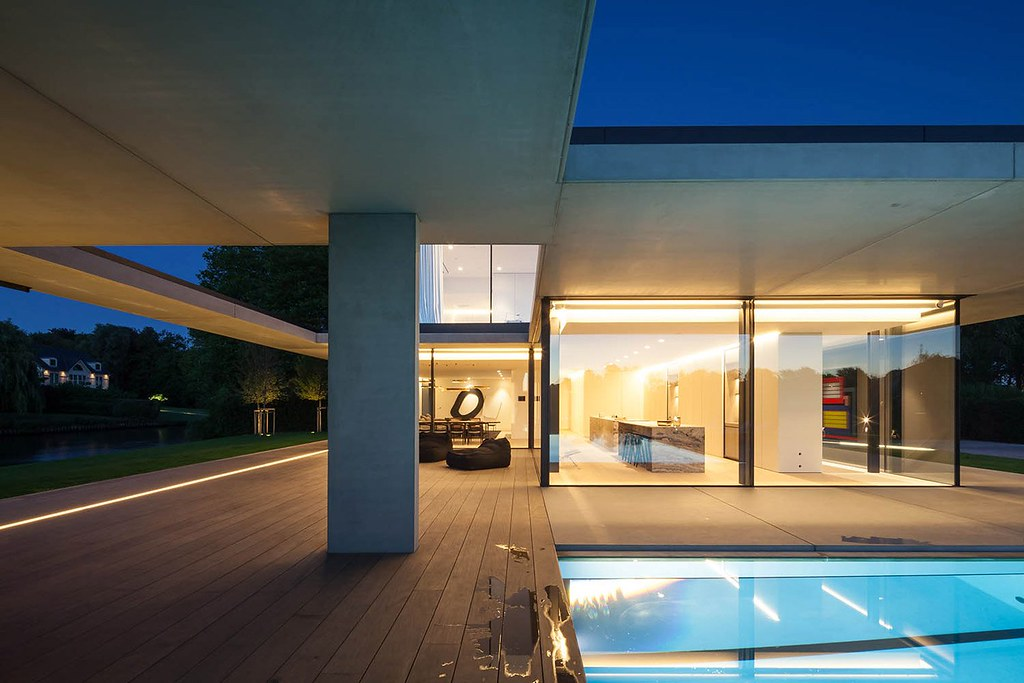Bachelor pad design by Govaert & Vanhoutte Architects near Ghent Sundeno_09