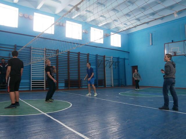 Волейбол-юнаки (фінал)