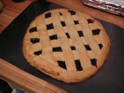 Crostata (Italian jam tart) | I made this Italian tart ...