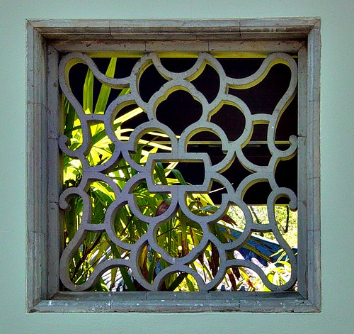 Window and frettwork | by yewenyi