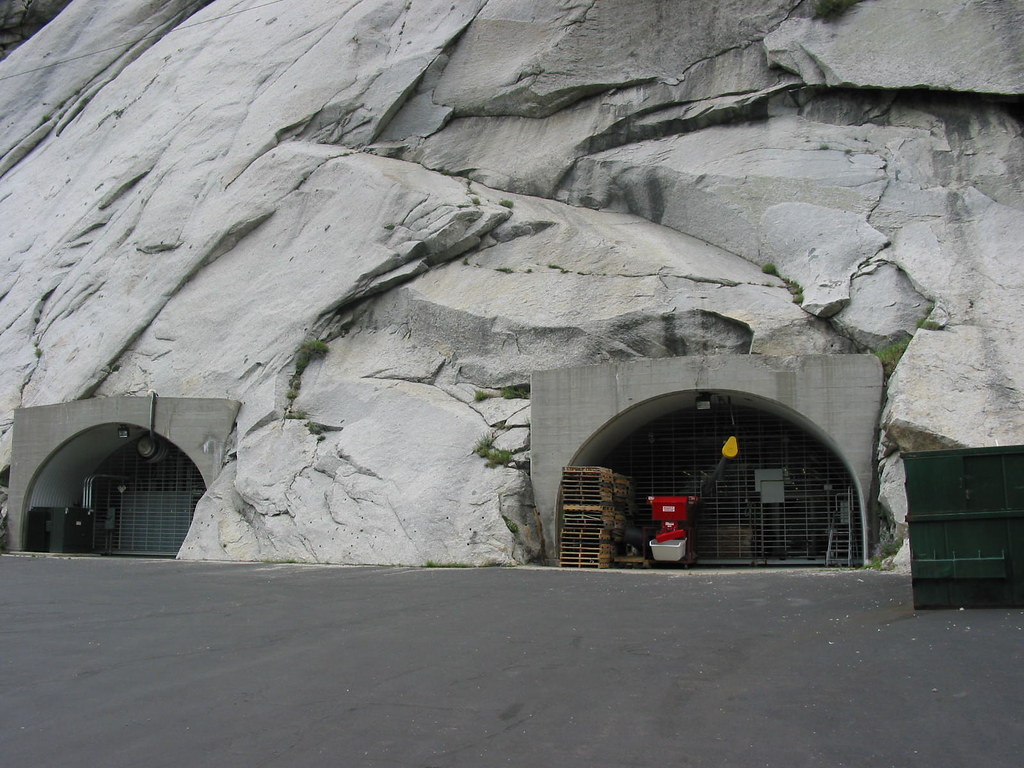 Granite Mountain Utah The Vault Deep In The Mountain