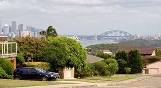 View over Sydney | by Nelson Minar