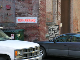 No parking | by NickStenning