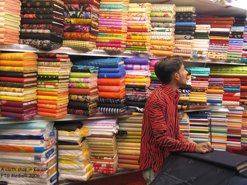 Karachi colorful fabric shop pakistan karachi colorful for Fabric retailers