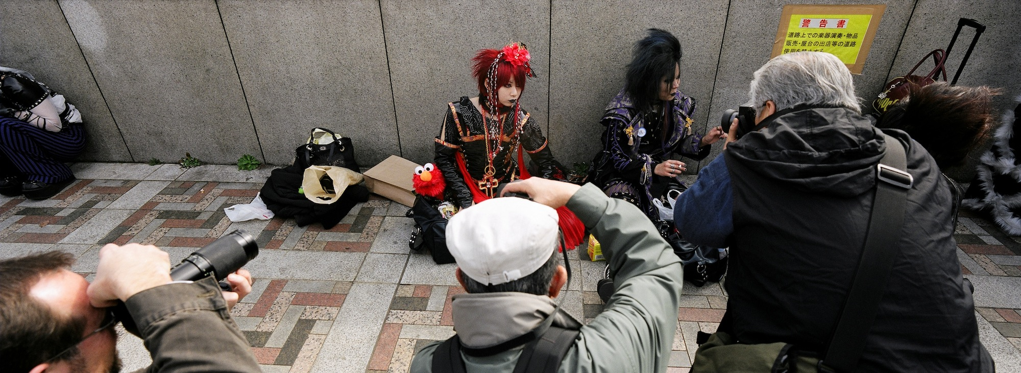 Harajuku Photobullies