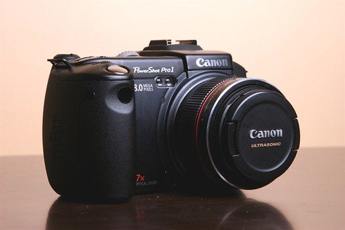 canon powershot pro 1 small and compact built in l lens o flickr. Black Bedroom Furniture Sets. Home Design Ideas