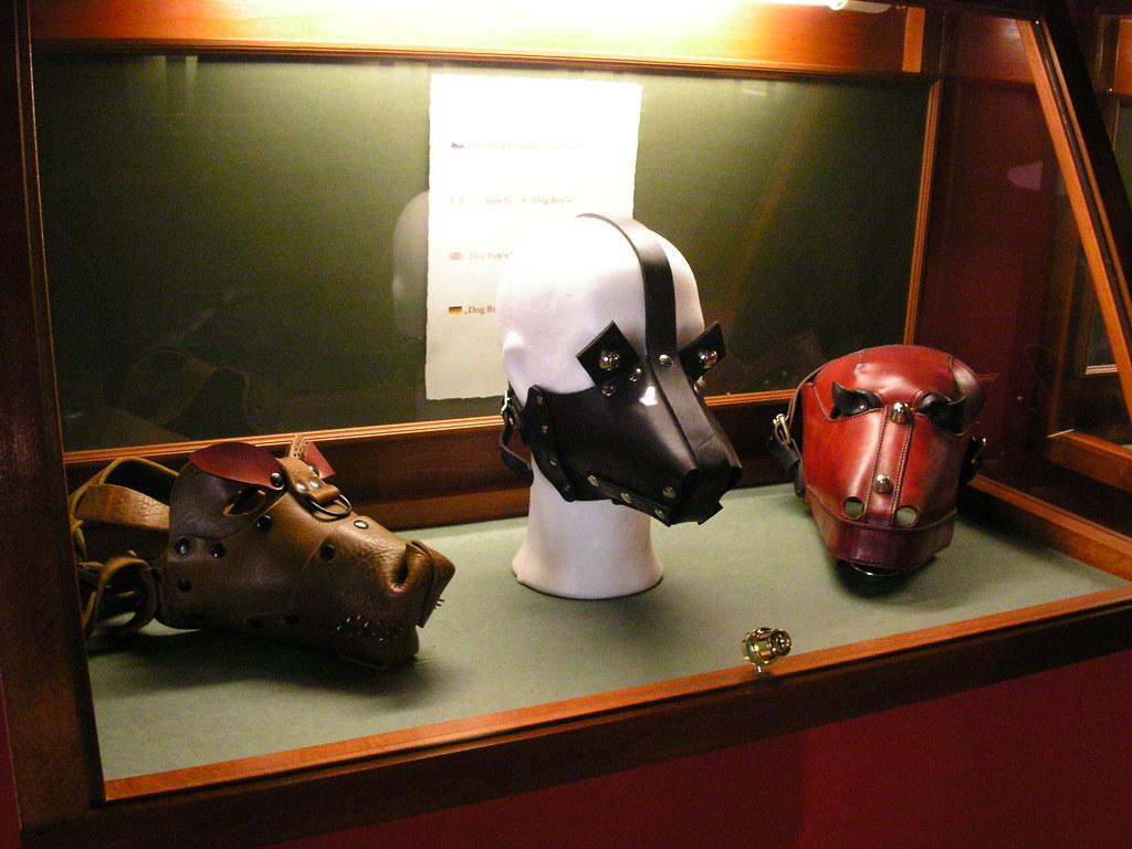 Sex Machines Museum - Prague