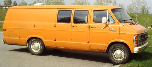 My Ex Cars 1980 Dodge Maxivan My First Quot Car Quot A Hand Me