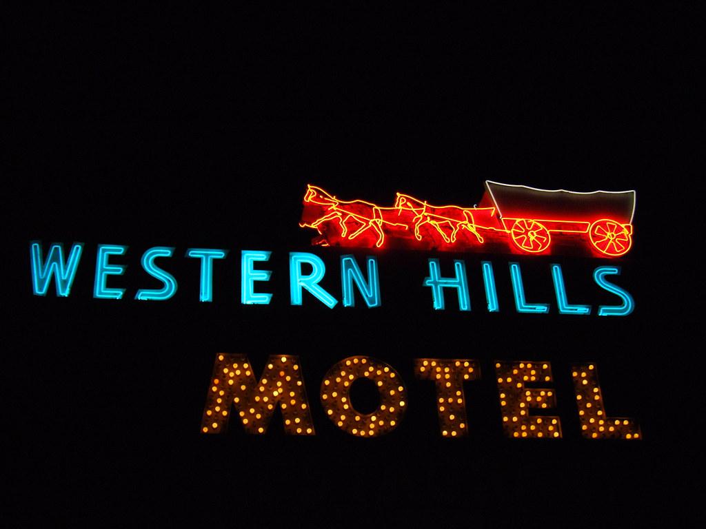 The Western Motel Gunnison Co